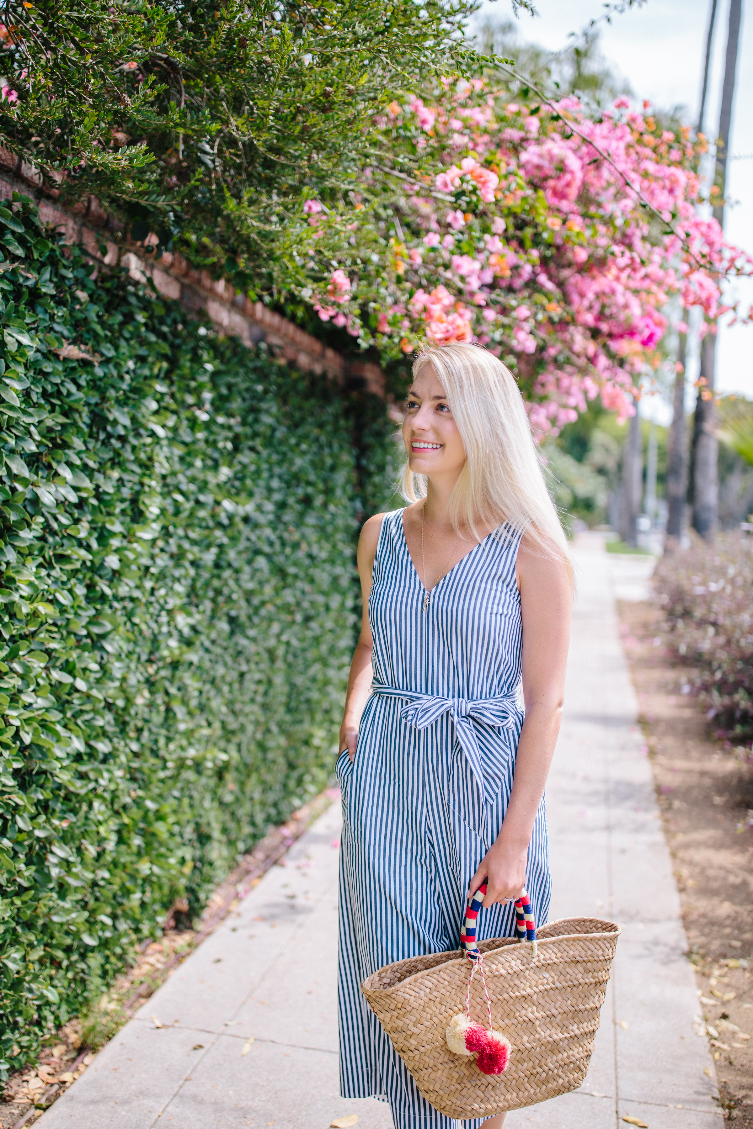Summer's must-have blue and white wardrobe items + where to shop them now // Rhyme & Reason