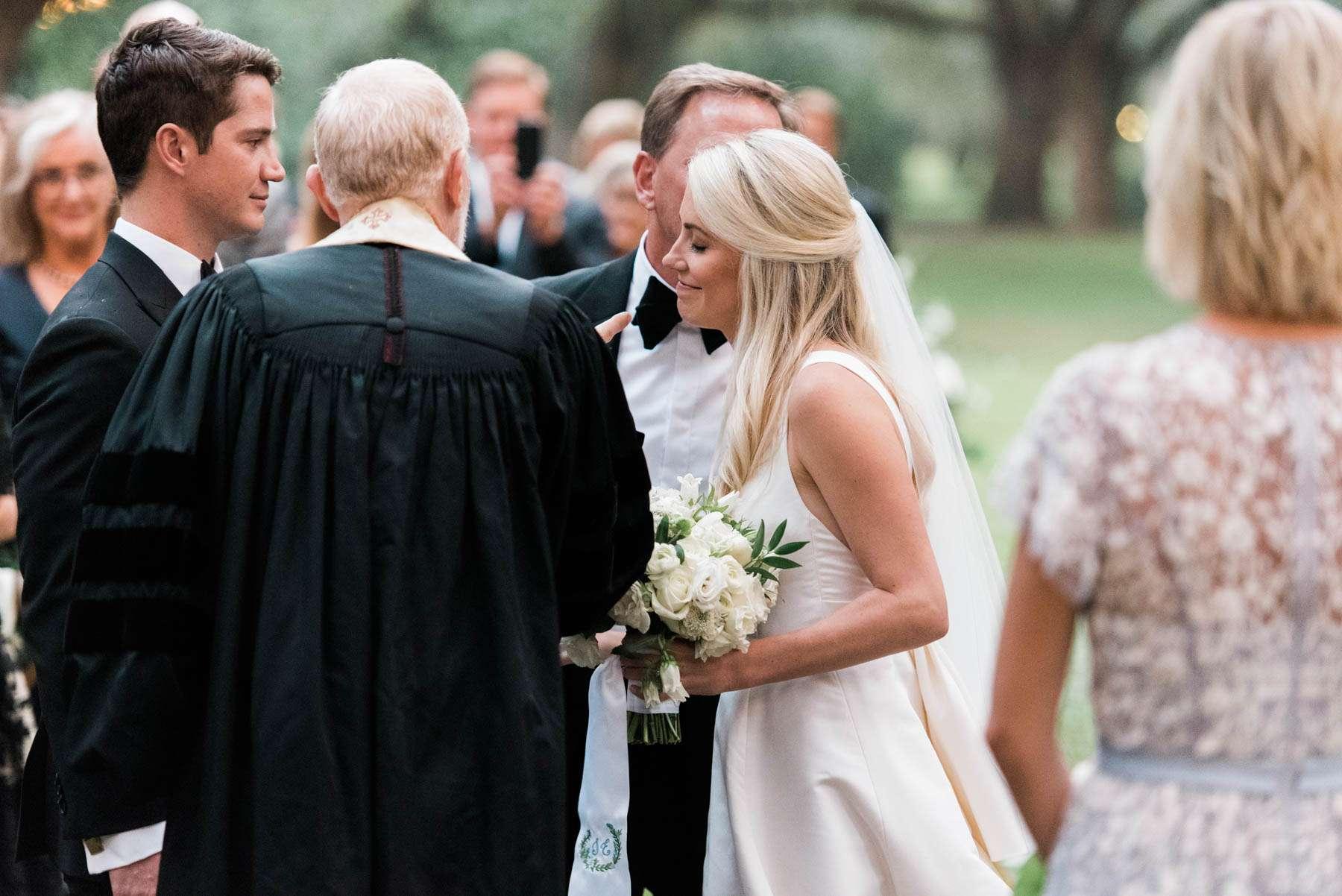Saying I Do: Our Wedding Ceremony // Rhyme & Reason
