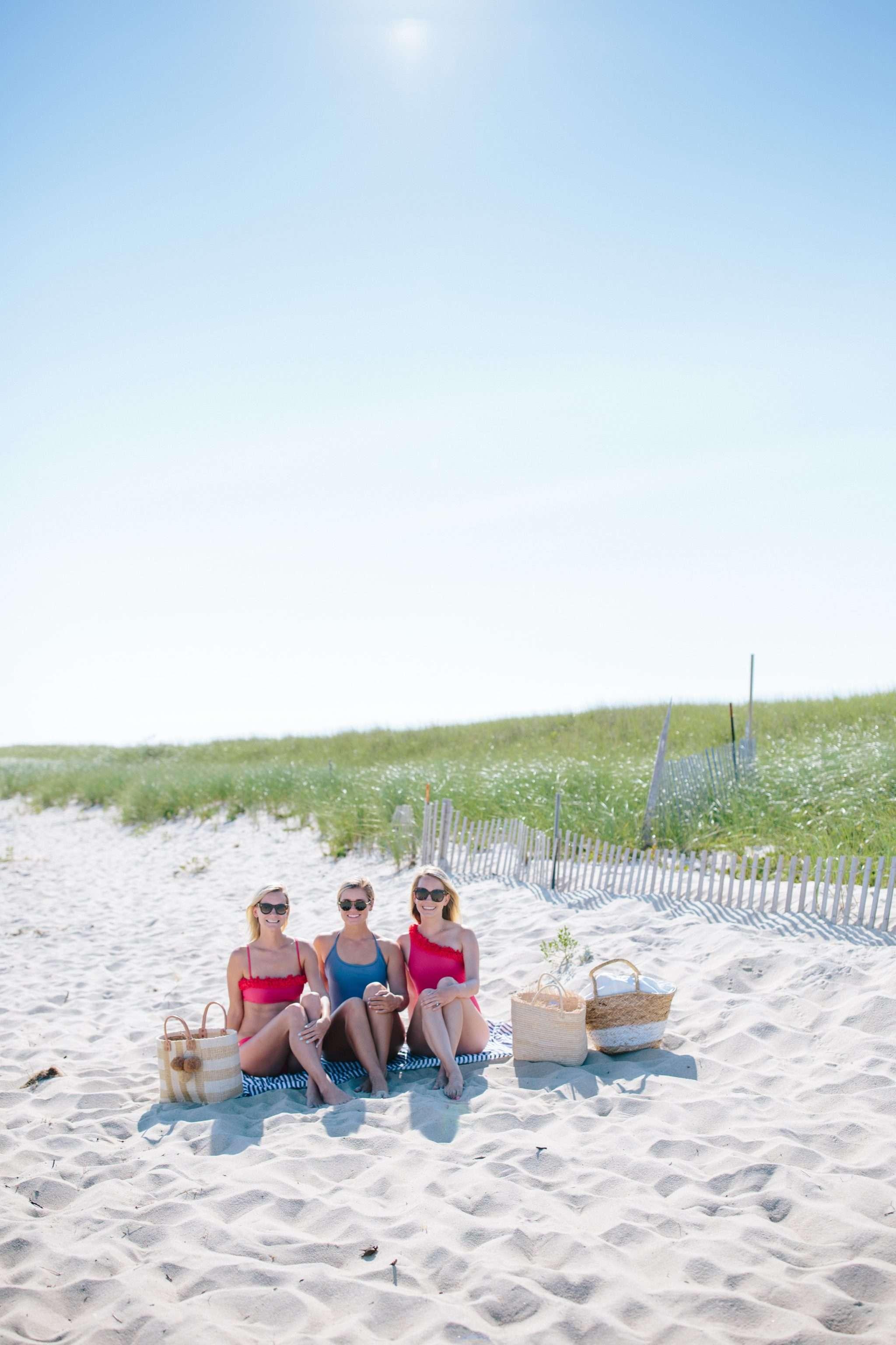 Beach Day at Surfside Beach // Rhyme & Reason