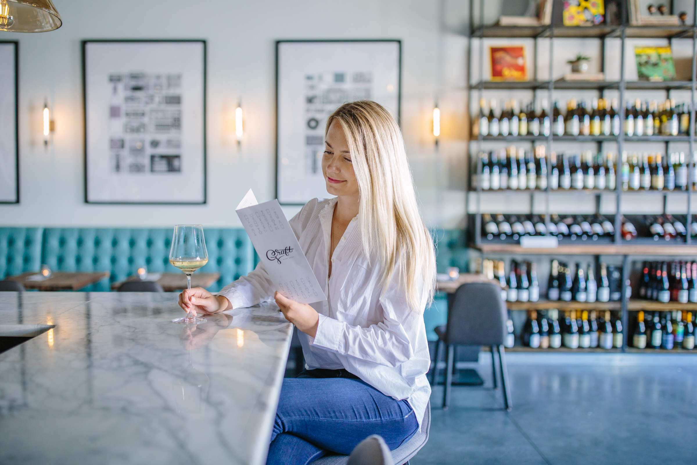 A Guide to Charleston's Best Wine Bars and Shops featuring Graft Wine Bar and Shop // Rhyme & Reason