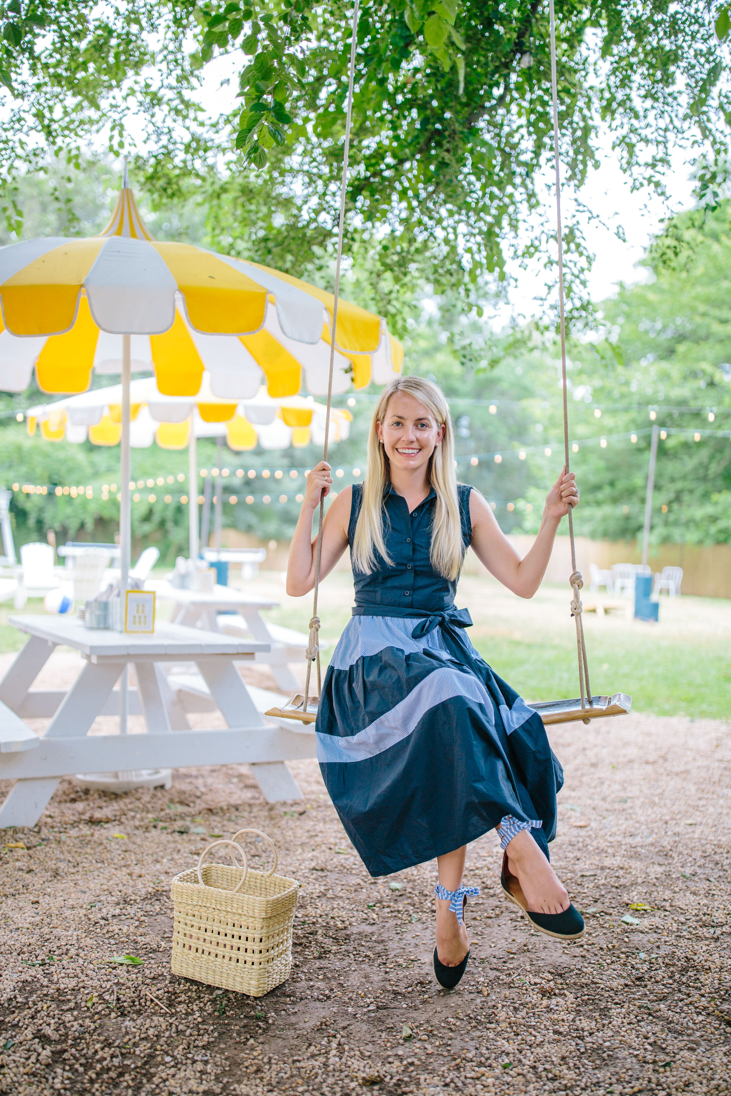 What to wear on a summer day in The Hamptons + the prettiest preppy dresses to wear now // Rhyme & Reason