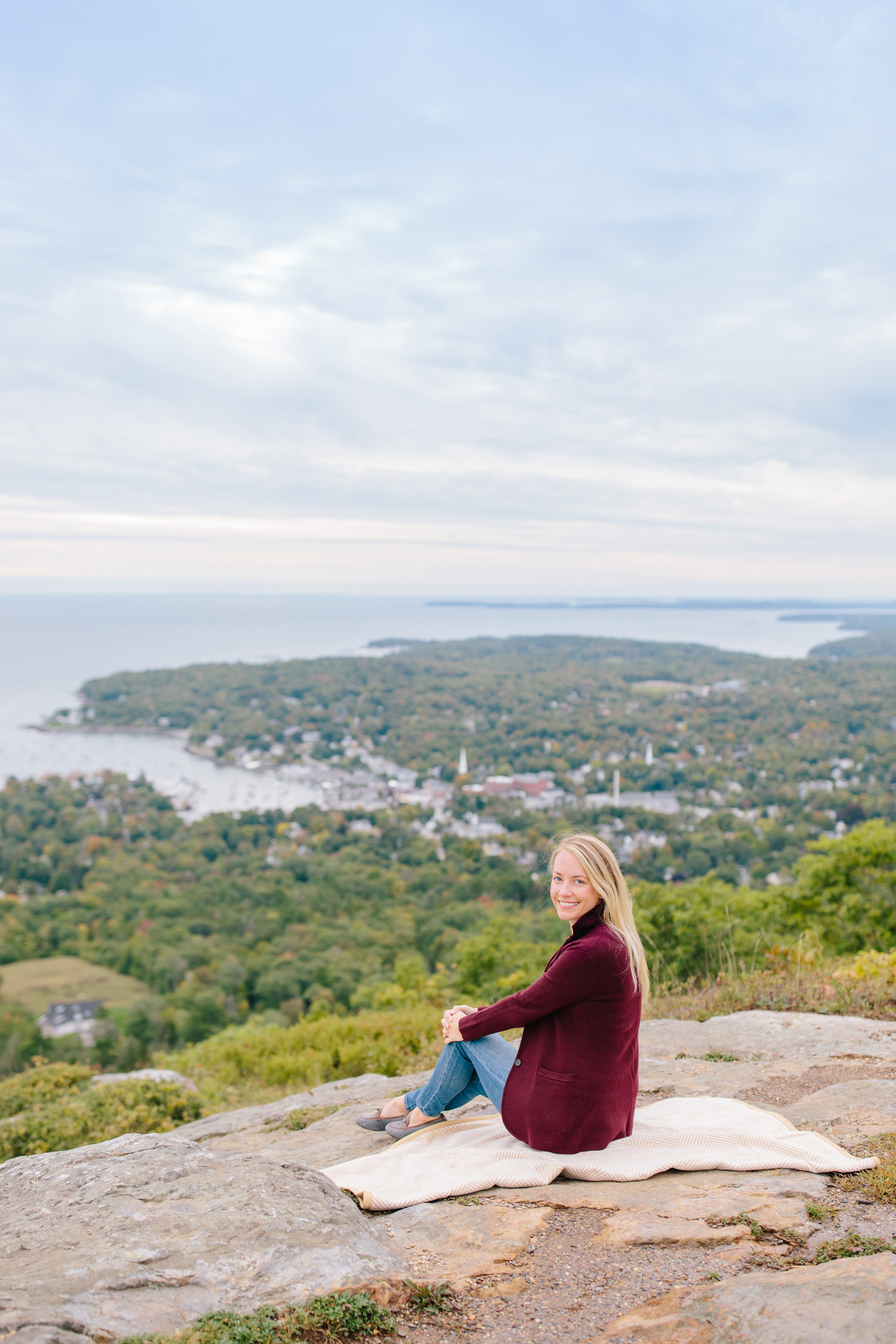 Maine Travel Guide: where to go for the best views in Maine // Rhyme & Reason