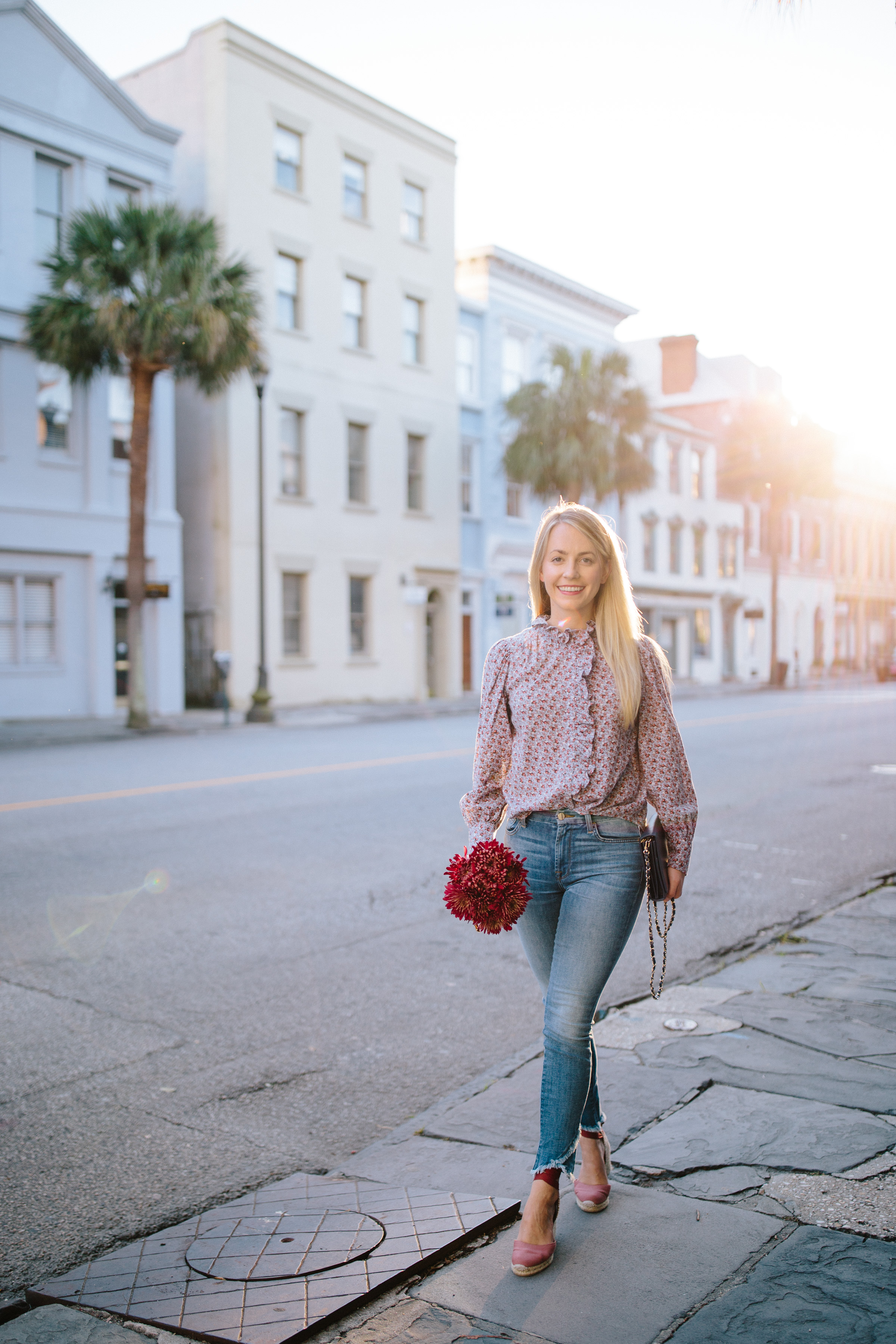 What to wear in Charleston, SC in the fall + simple fall outfits to shop and recreate now // Rhyme & Reason