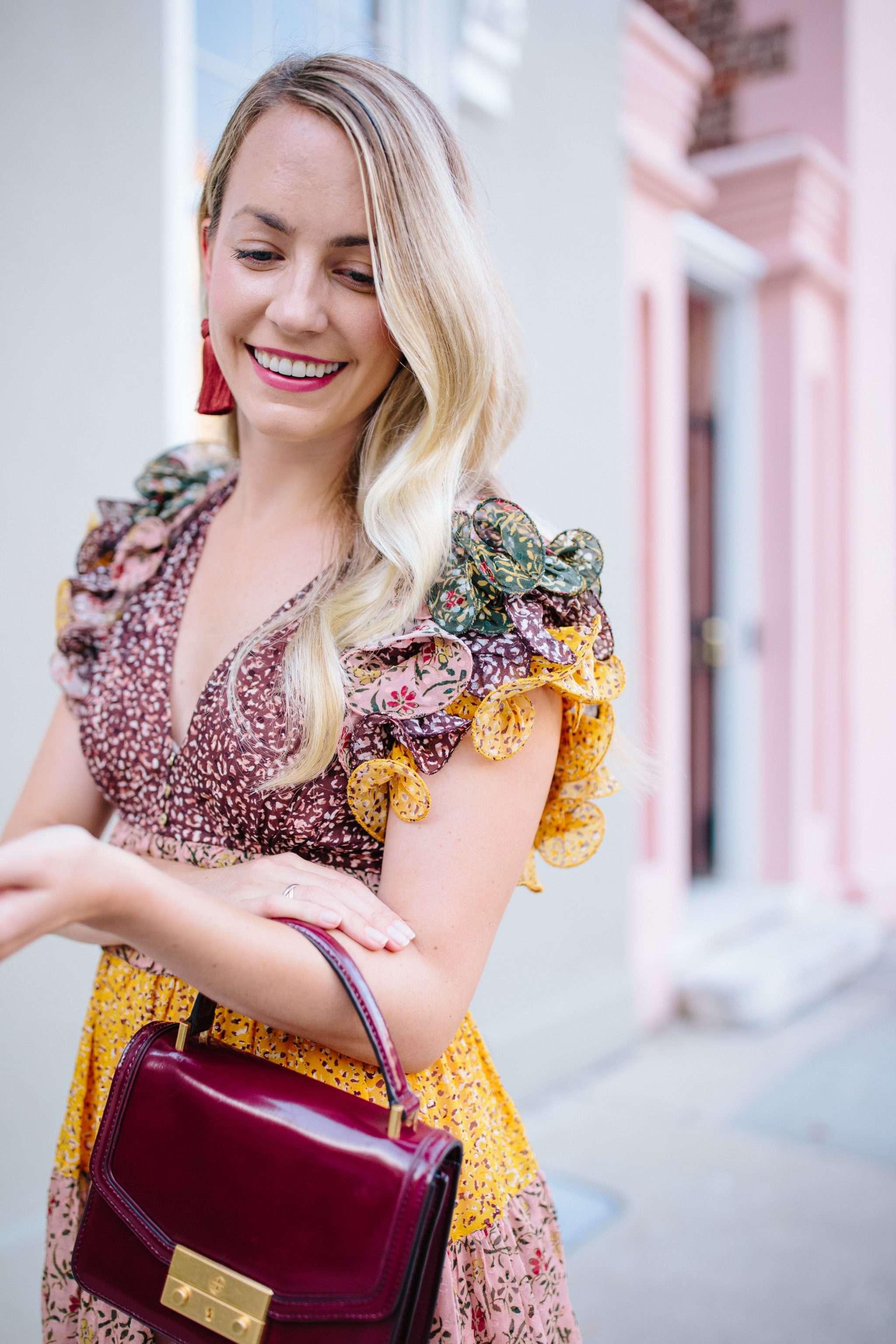 Pretty fall dresses to shop now // Rhyme & Reason