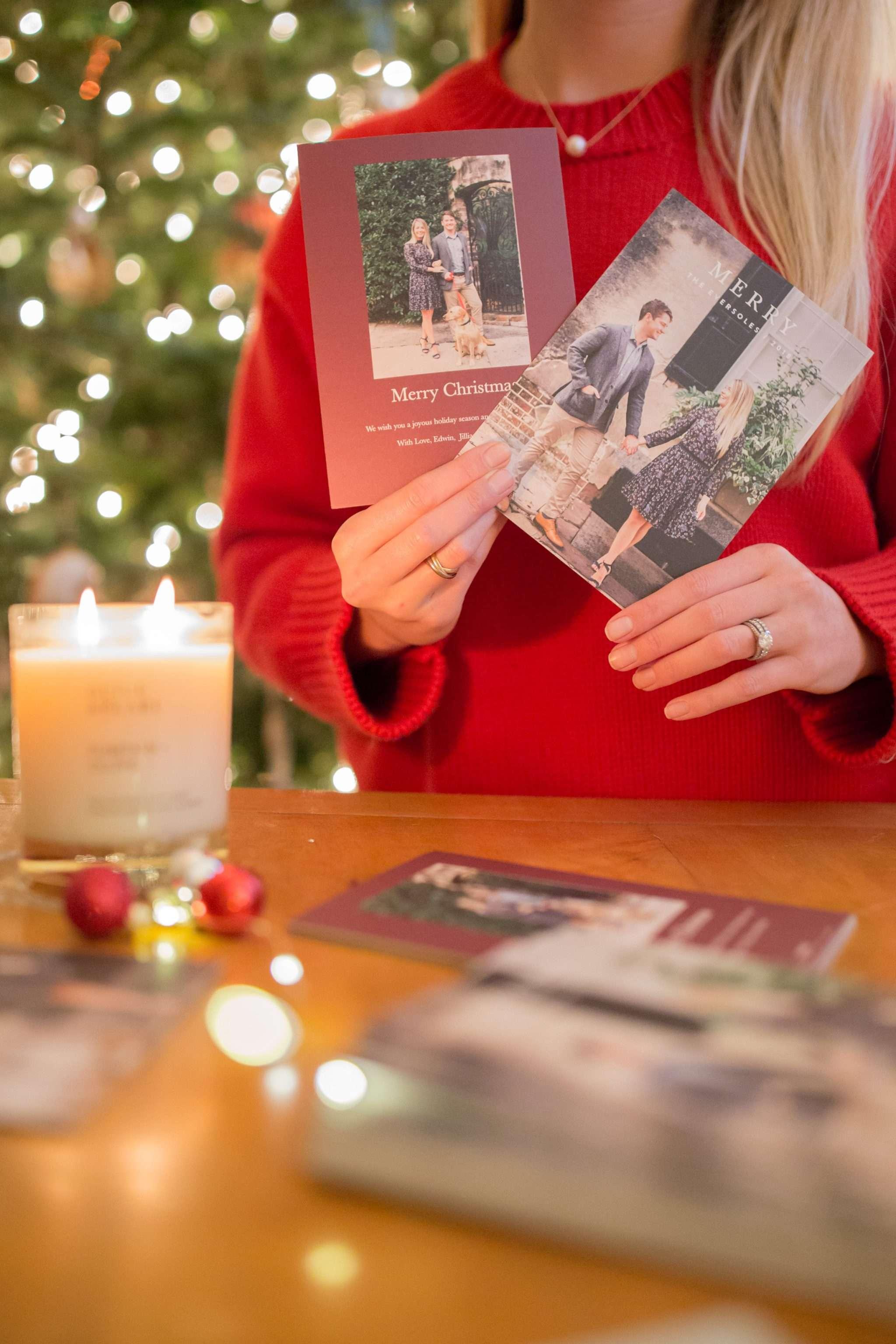 My favorite Christmas card designs on Minted | Rhyme & Reason