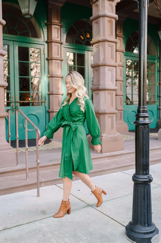 Jillian Attaway Eversole debuts the Jillian Dress in Collaboration with Elizabeth Wilson Designs | Rhyme & Reason