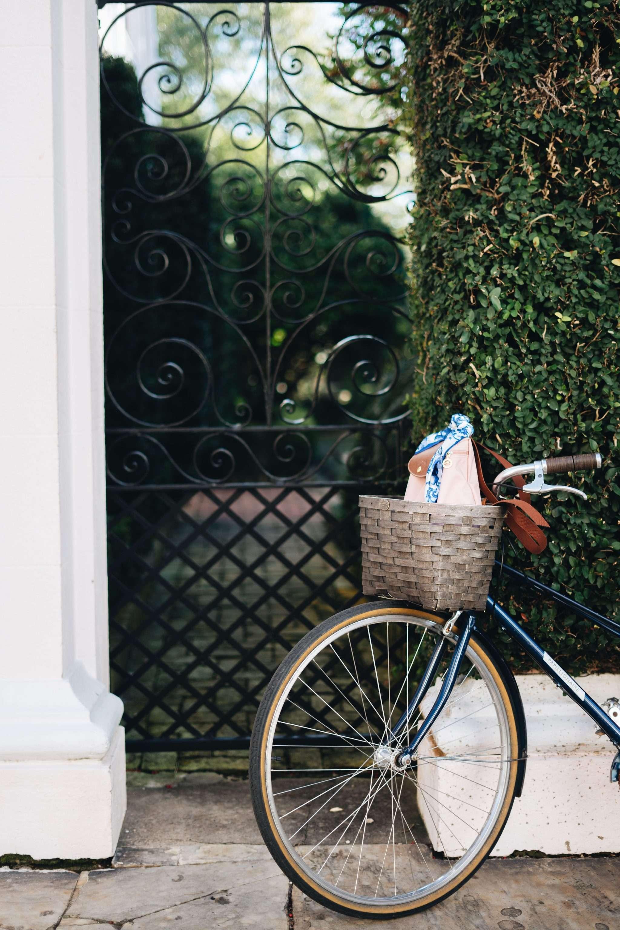How to explore Charleston by bike   Rhyme & Reason