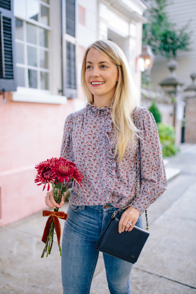 Preppy Valentine's Day Outfits | Rhyme & Reason