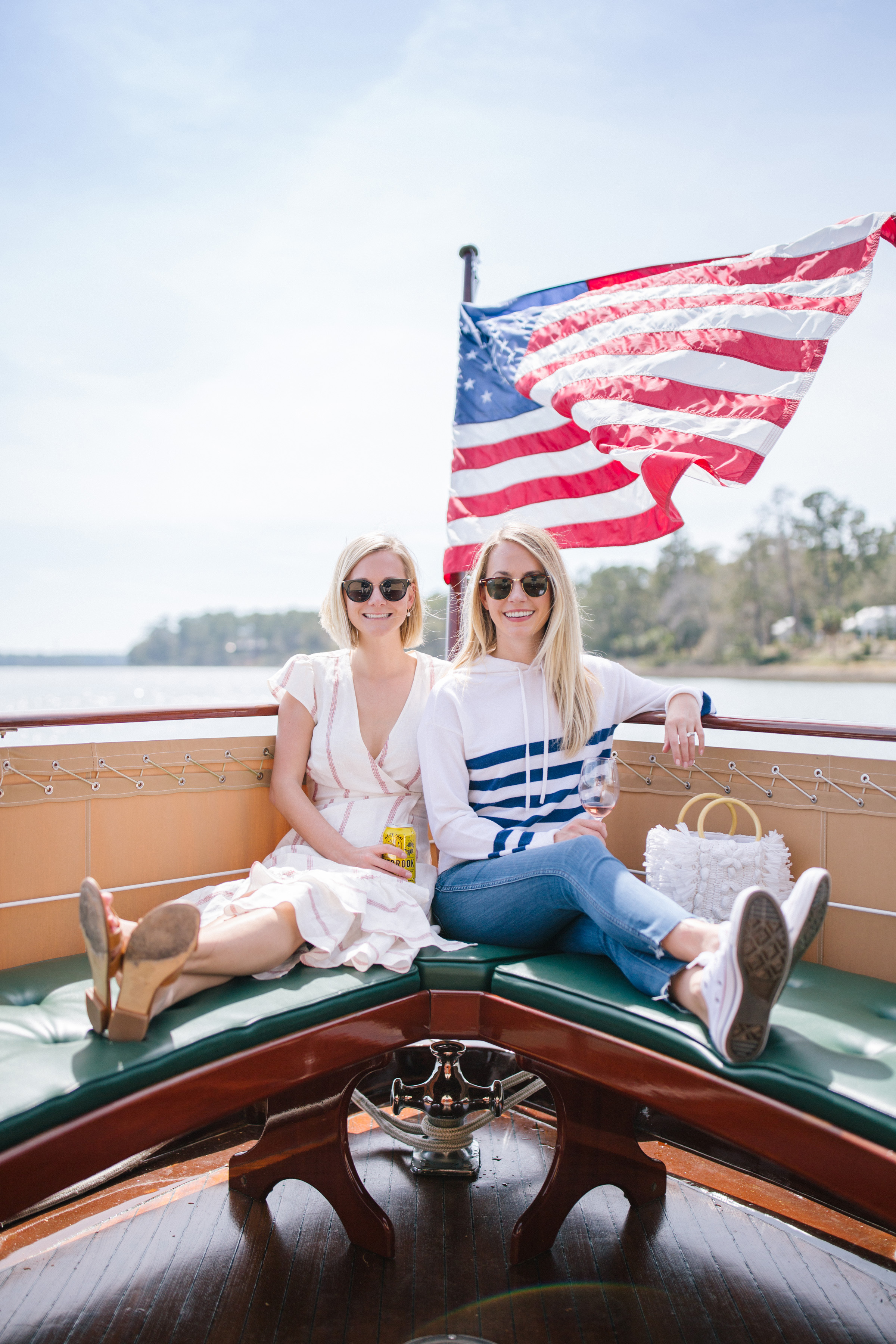 All-American summer outfit ideas to wear now | Rhyme & Reason