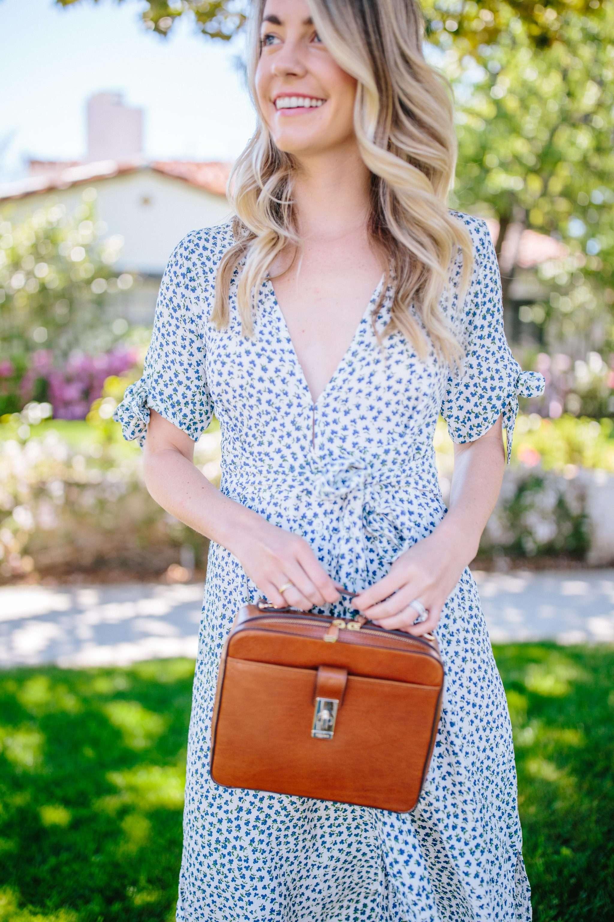 Handbag line to love: Brahmin + my favorite Brahmin purses for spring and summer | Rhyme & Reason