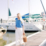 Nautical Memorial Day Weekend Outfit Ideas