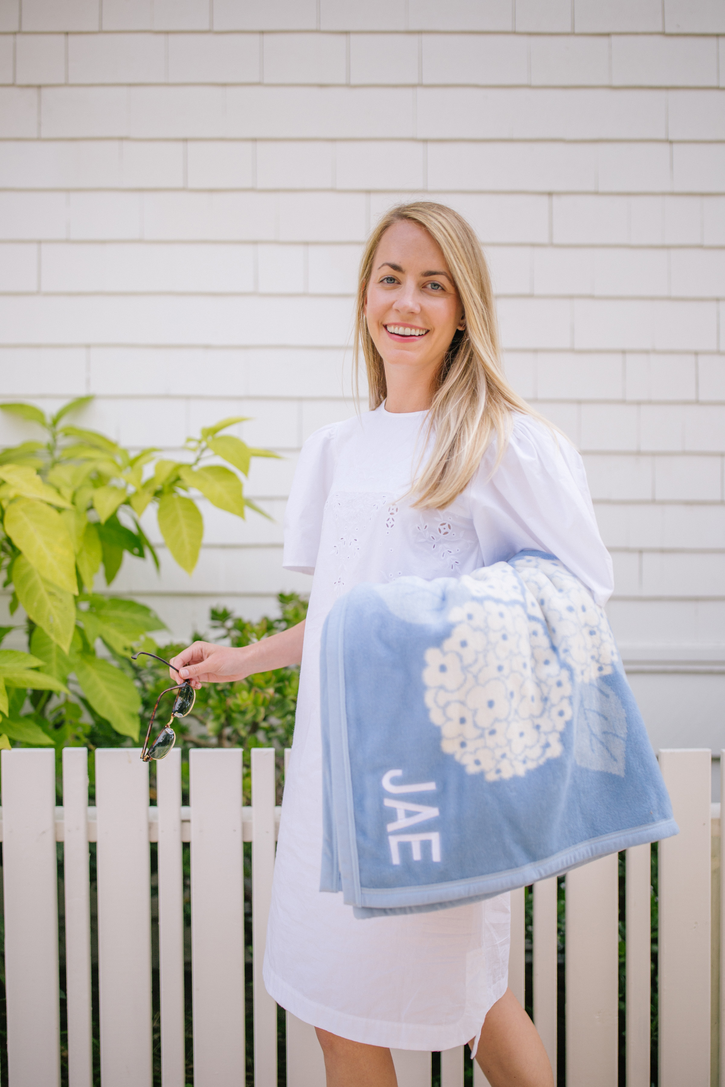 A Guide to Shopping the Best Monogrammed and Personalized Blankets   Rhyme & Reason