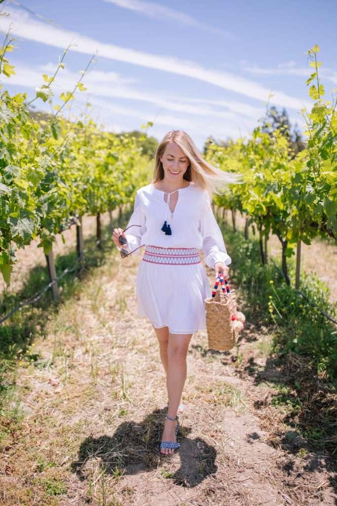 Exploring Carmel Valley Vineyards | Rhyme & Reason
