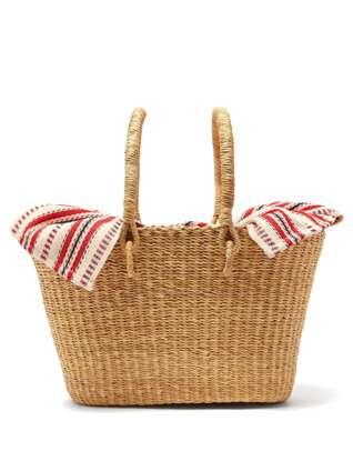 60% off Basket Bag