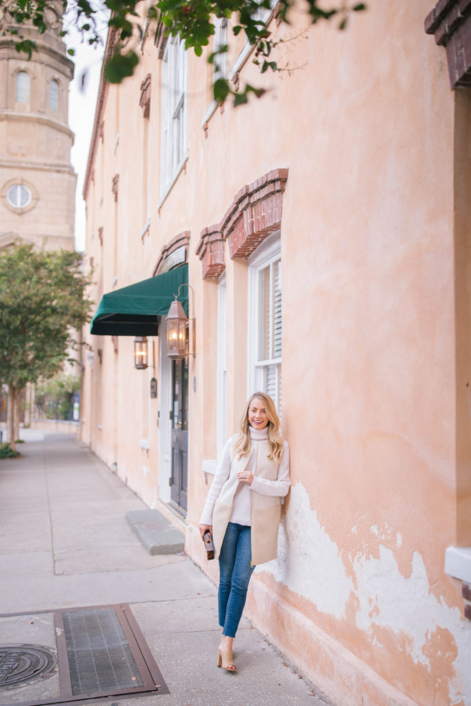 Cozy Neutral Fall Outfit | Rhyme & Reason