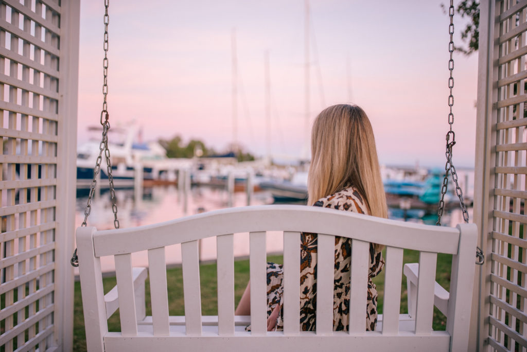 Where We Celebrated Our Second Wedding Anniversary | When to visit the Chesapeake and where to stay on a trip to the Chesapeake | Rhyme & Reason