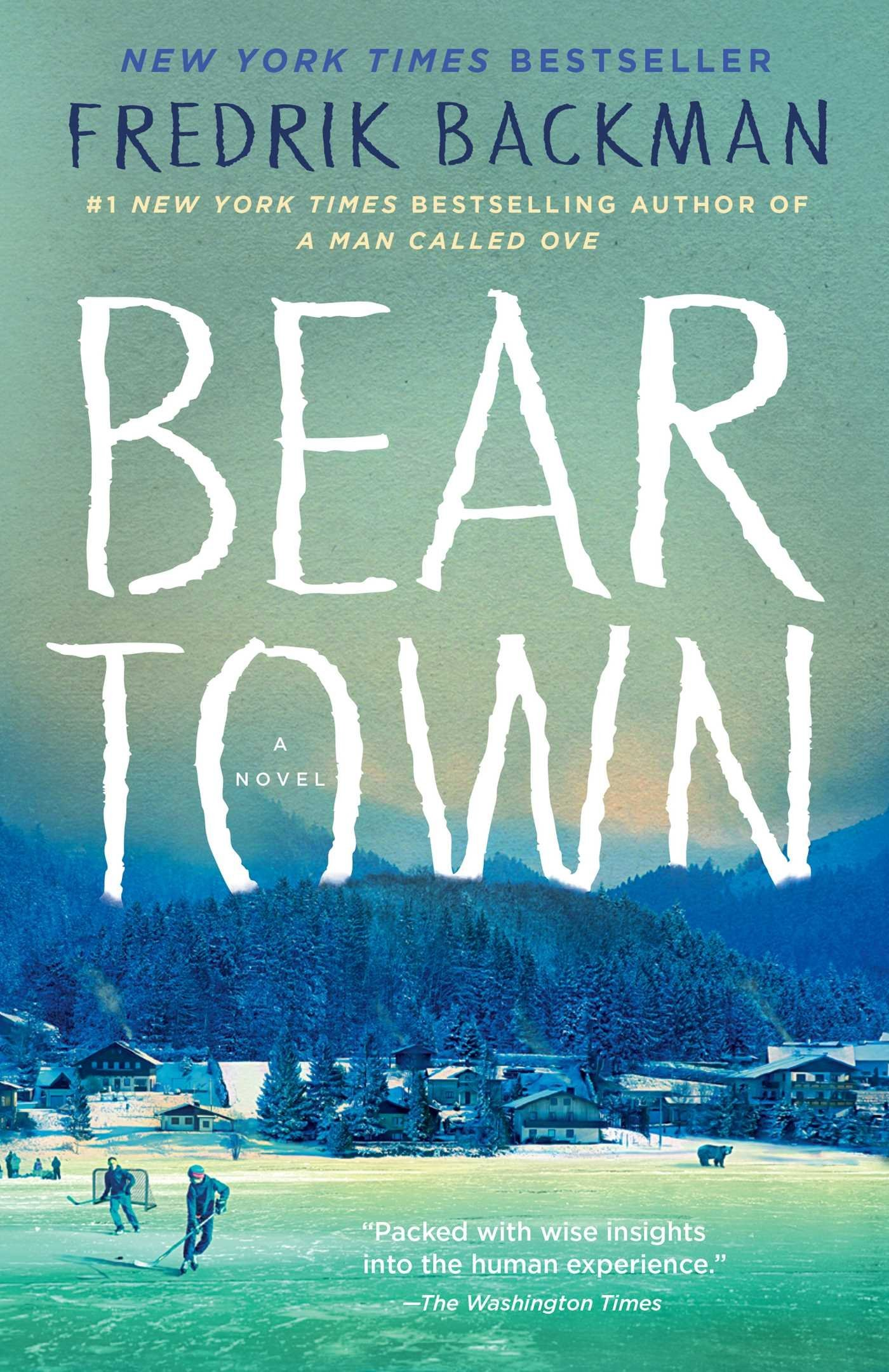 Fall Reading List 2019: Beartown