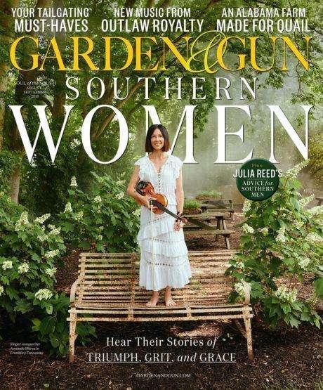 Gift Guide: Gifts for the Grandmillennial - Garden & Gun Magazine Subscription   Rhyme & Reason