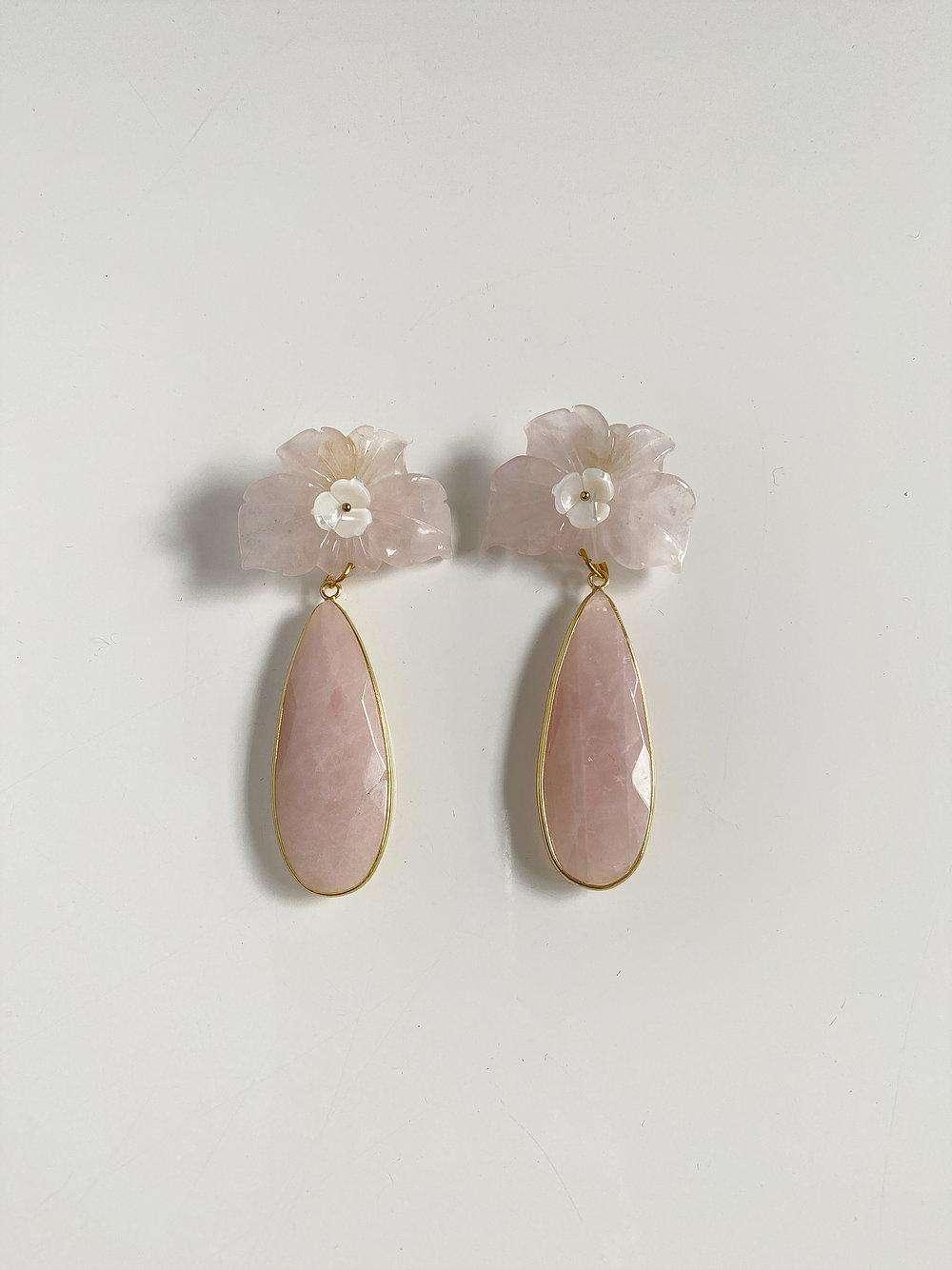 Nicola Bathie Earrings to gift to girly girls