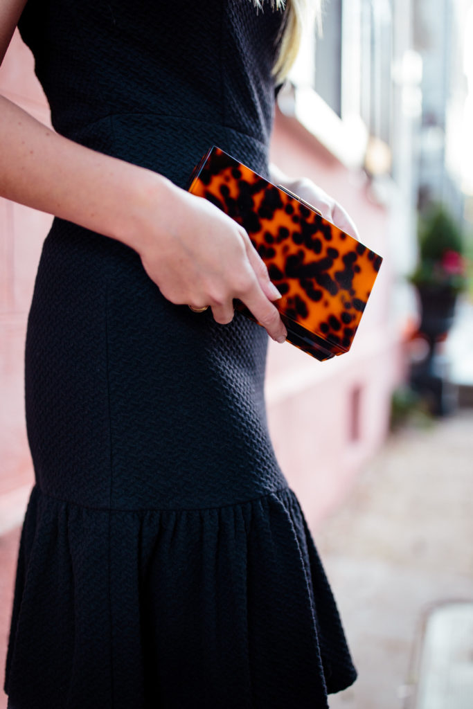 Preppy Party Outfits - How to Wear a Little Black Dress for Holiday Parties | Rhyme & Reason