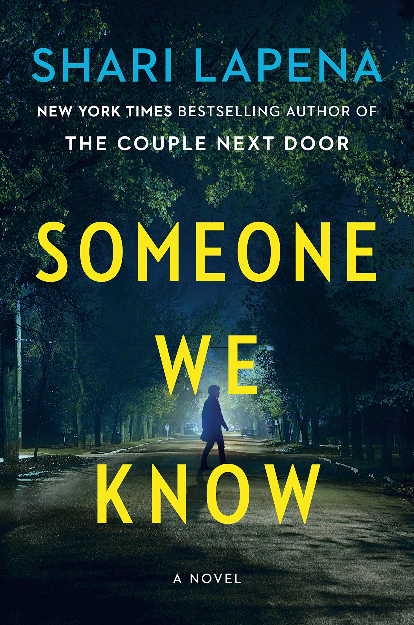 Fall Reading List 2019: Someone We Know