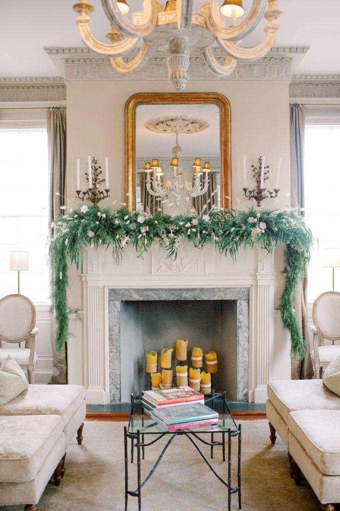 Zero George Hotel in Charleston at Christmas | Charleston Getaway Giveaway | Rhyme & Reason