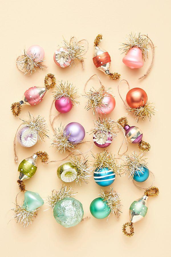 Nostalgic Mini Ornaments
