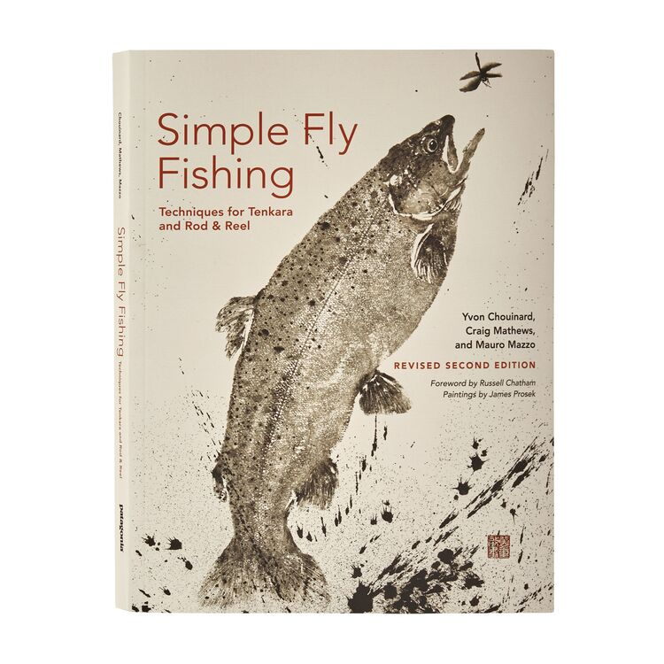 Gift Guide: Gifts For The Guys - Simple Fly Fishing Book | Rhyme & Reason