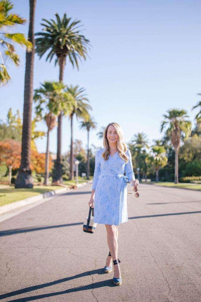 What to wear in LA in the winter   Rhyme & Reason