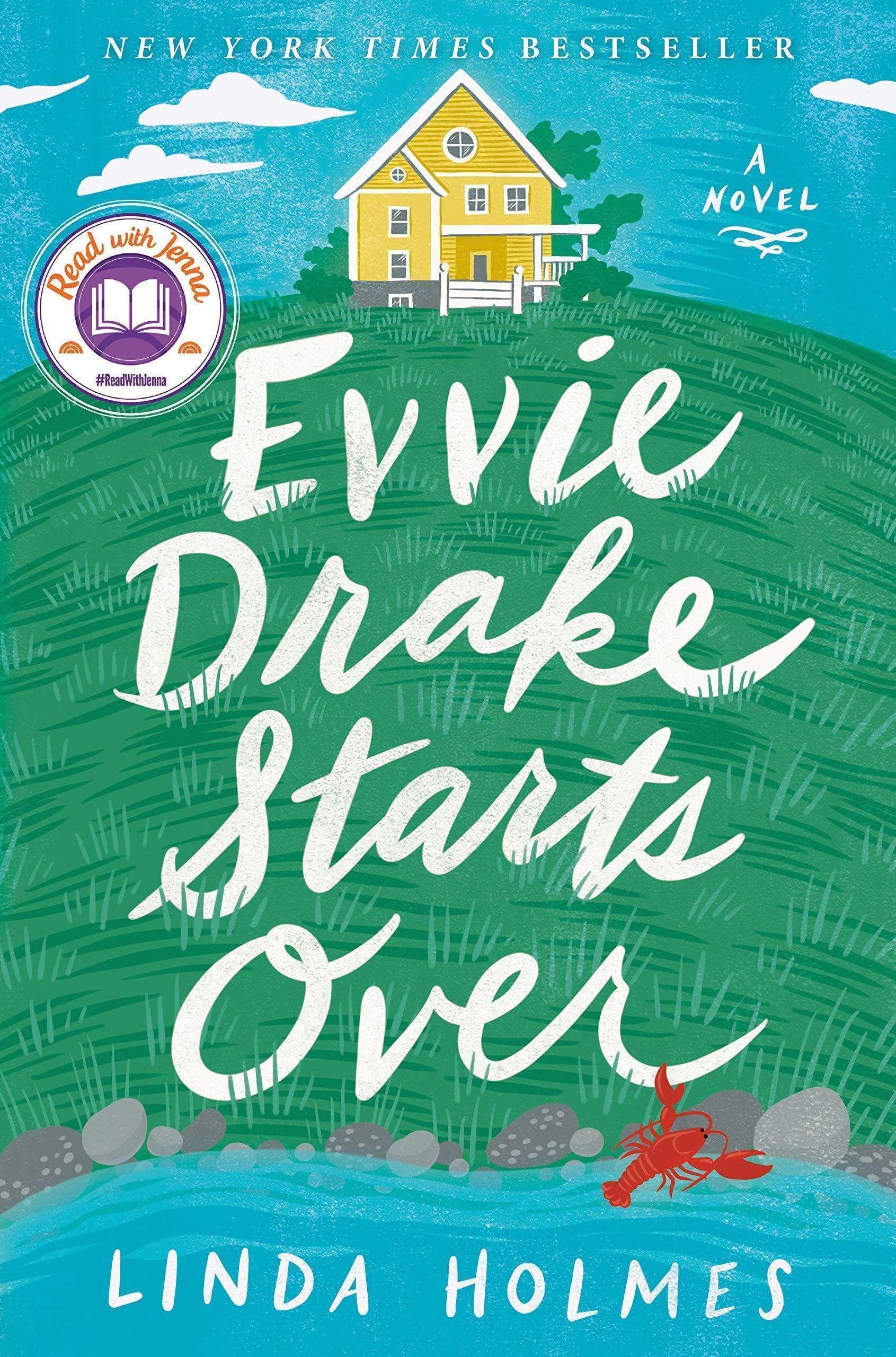 Books I Read in December 2019: Evvie Drake Starts Over by Linda Holmes