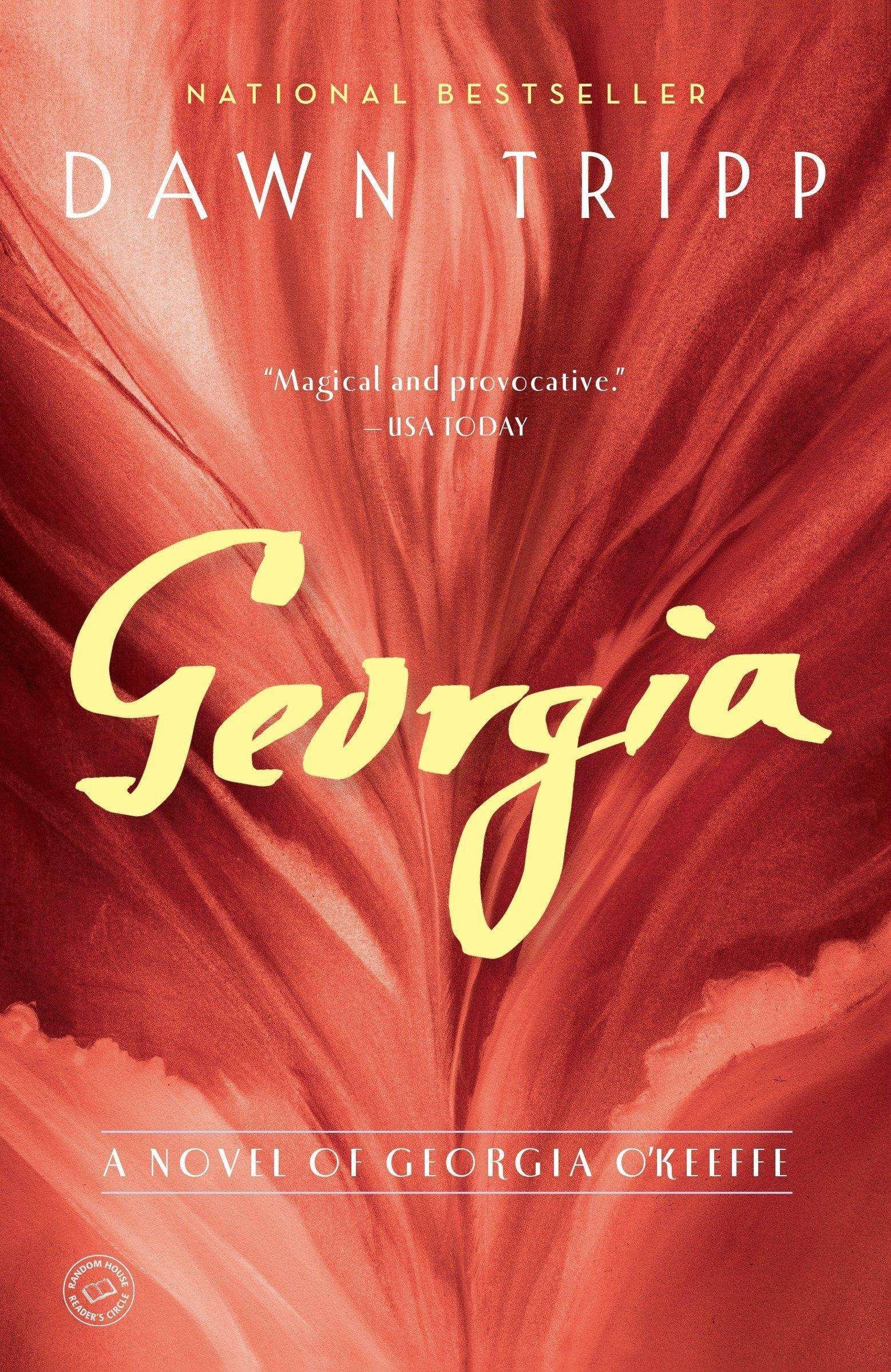 Books I Read in December 2019: Georgia by Dawn Tripp