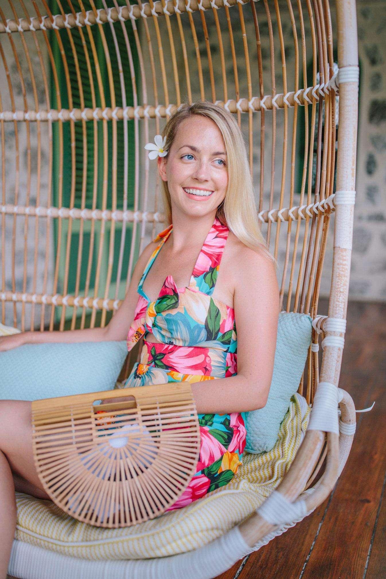 Resort Wear Accessory Finds Under $100   Rhyme & Reason