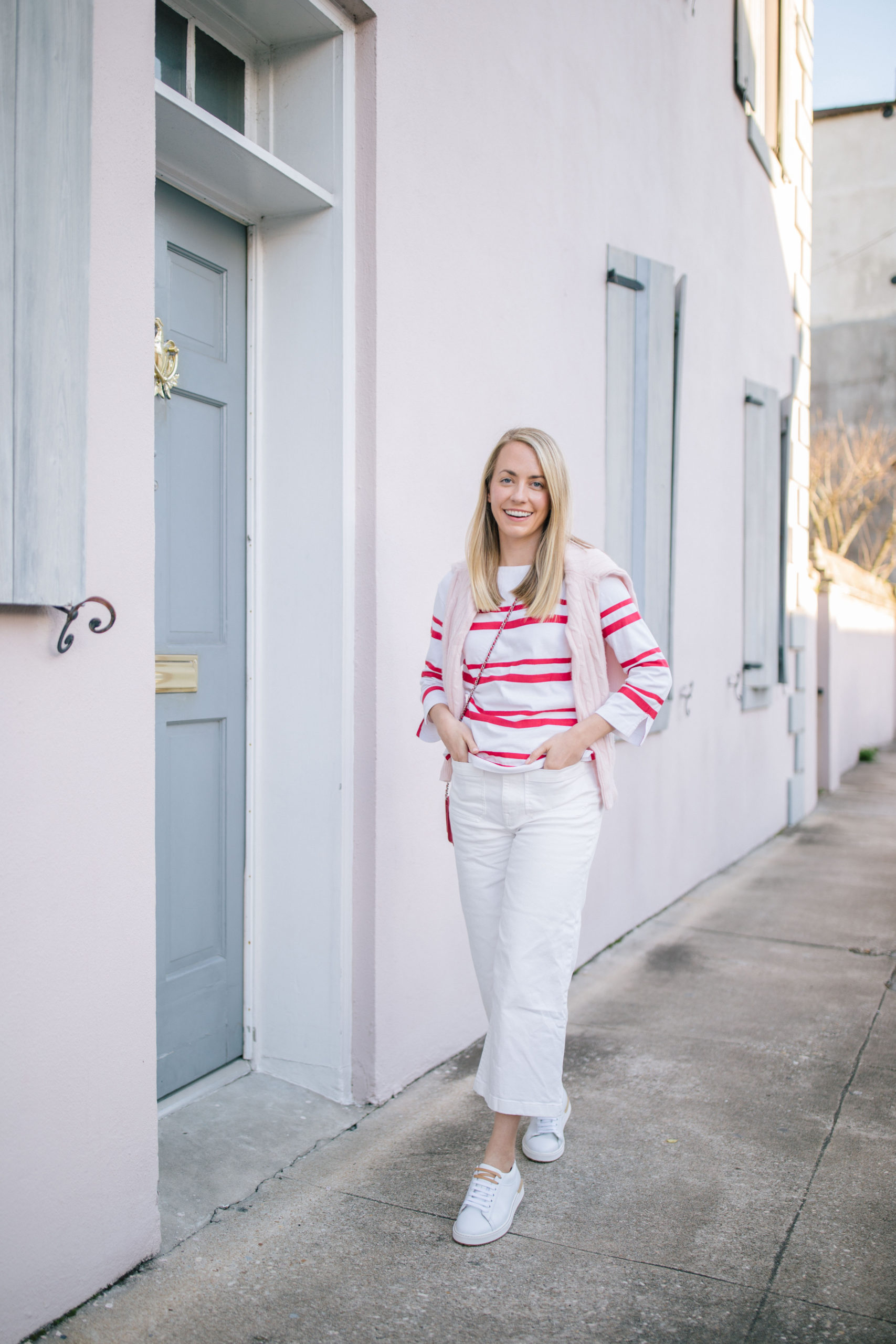 Weekend Reads, No 117 + What to Wear on a Warm Winter Day in Charleston | Rhyme & Reason