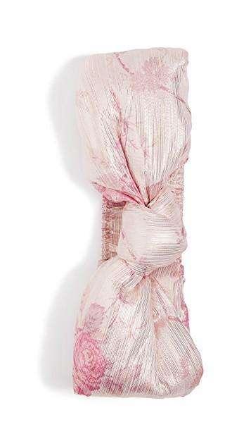 Resort Wear Finds Under $100: Rose Print Turban | Rhyme & Reason