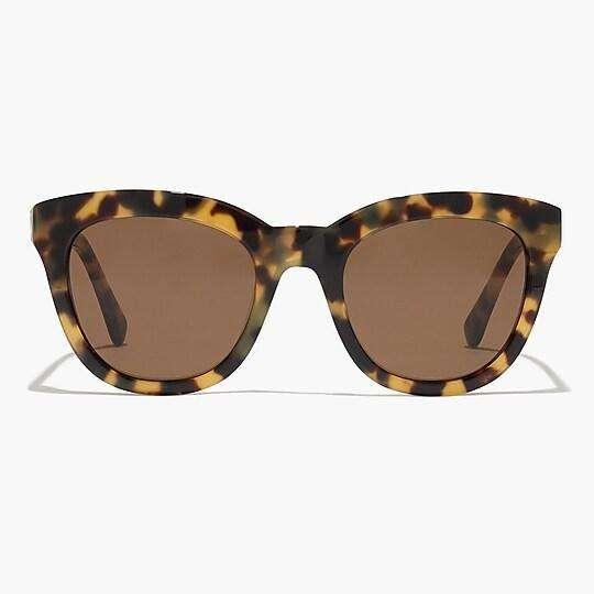 Resort Wear Finds Under $100: Tortoise Sunglasses | Rhyme & Reason